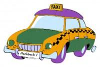 taxi aschbach 1